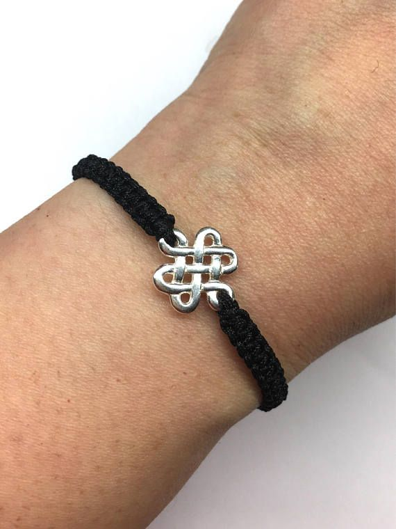 Endless Knot Bracelet Chinese Lucky Bracelet Good Luck
