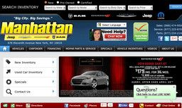 New Used Car Dealers added to CMac.ws. Manhattan Jeep Chrsyler Dodge Ram in New York, NY - http://used-car-dealers.cmac.ws/manhattan-jeep-chrsyler-dodge-ram/47874/