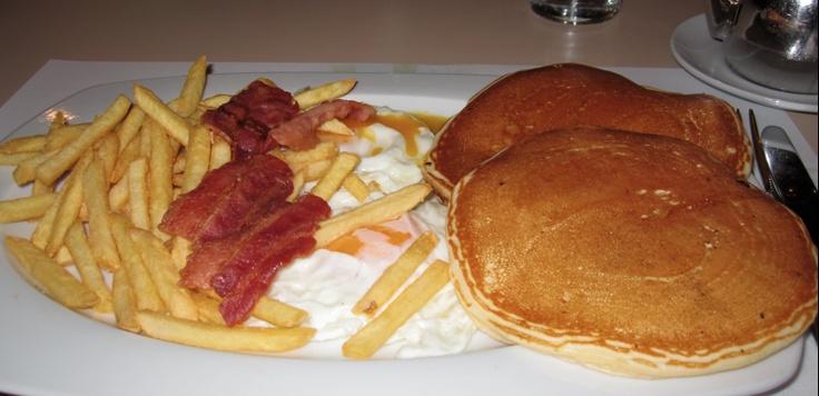 THE TRUE breakfast !  Made in England