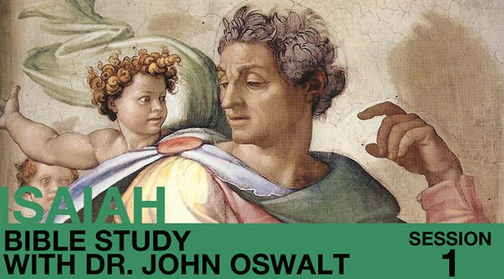 This Isaiah Bible Study with John Oswalt was held in the Francis Asbury Society Ministry Center, and was open to the community. The study will continue through the…
