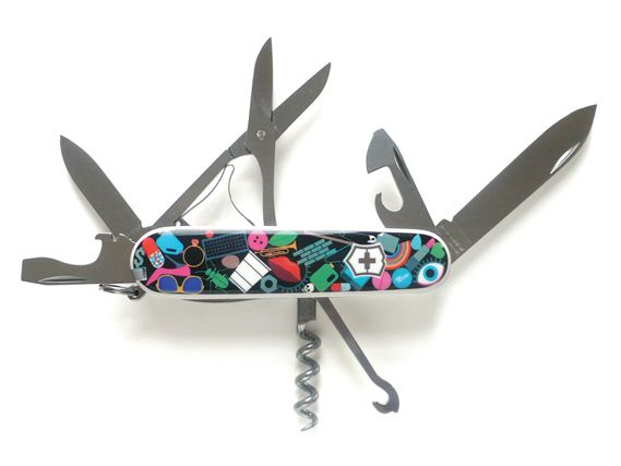 1000 Images About The Swiss Army Knife On Pinterest