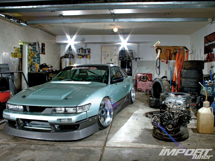 Nissan 240sx Coupe Silvia S13 Lowered Cars Nissan
