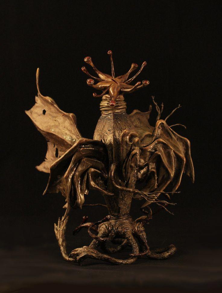 The Elder Thing By Girhasha On Deviantart Cthulhu Lovecraft Art Lovecraft Cthulhu