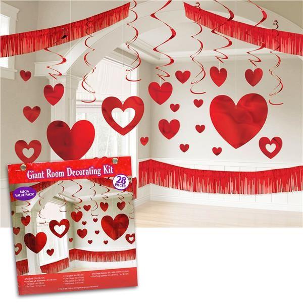 Valentine S Day Decorations For Room Valentine Wall Decoration Valentines Day Decorations Valentines Diy Decor