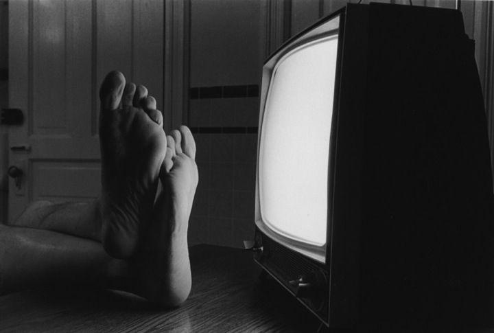 Kenneth Josephson - self portrait - 1976
