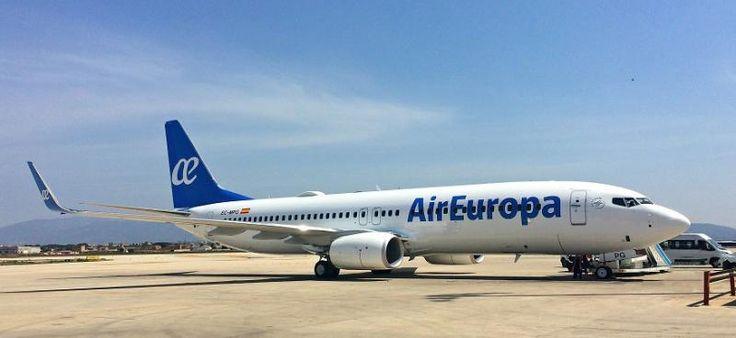 La potente flota de corto y medio radio de Air Europa