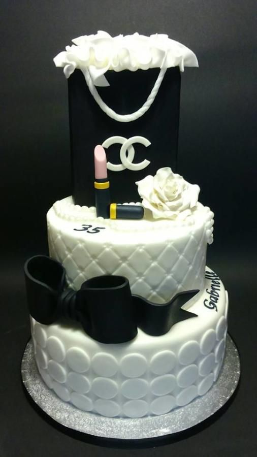 Cake chanel - Cake by Matilde