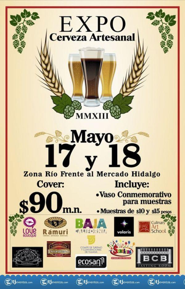 Expo Cerveza Artesanal Tijuana  2013