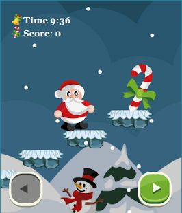 Santa Claus is coming to town to bring gifts to the home of good children! But he need to get prepared gifts for the Christmas. Could you send Santa Claus up to the stairs to get his gifts as quickly as possible?