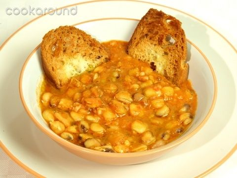 Zuppa di cicerchia