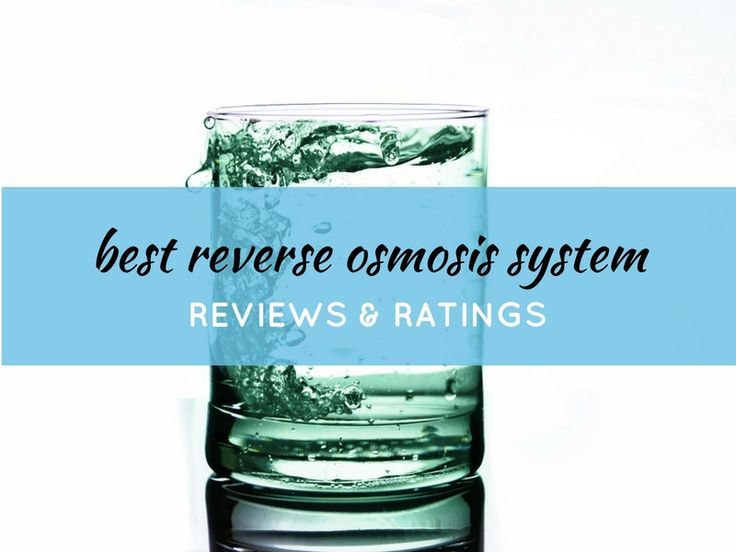 Trying to decide on a reverse osmosis water filter system? Let me help you out. I've done the research and found the best picks for home use.