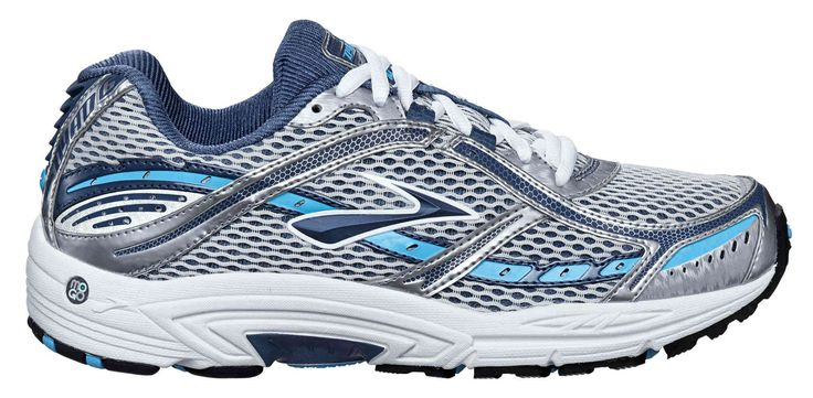 Brooks Dyad 6 - women's running shoe for flat feet / low arches