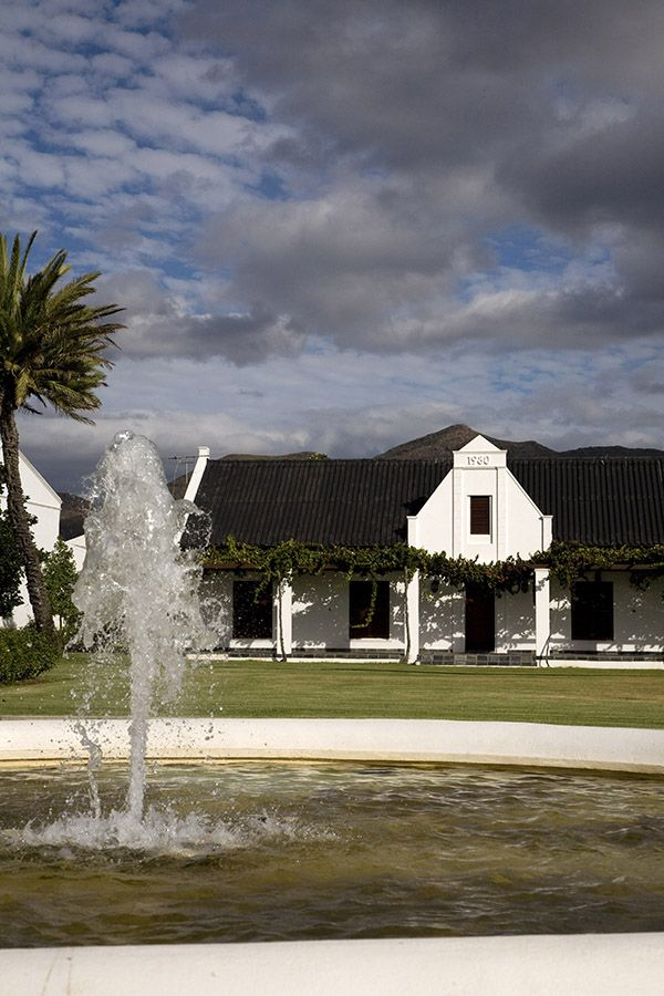 De Wetshof Wine Estate, Robertson