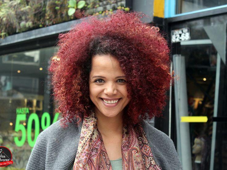 Hair Workshop - Carlos Álvarez Barber- curly hair