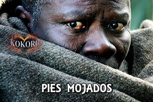 PIES MOJADOS @KOKOROALMA @Esveritate http://kokoroalmapoesia.blogspot.com.es/2018/02/pies-mojados.html