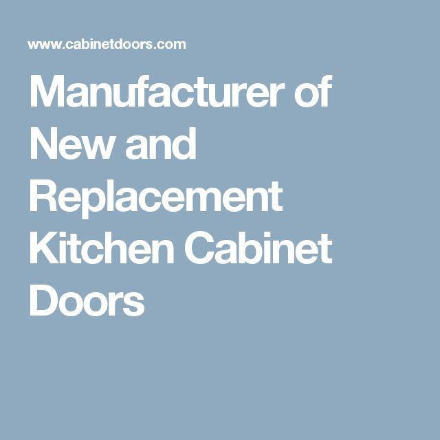 Best 25 Replacement Kitchen Cabinet Doors Ideas On Pinterest Building Cabinet Doors Cupboard