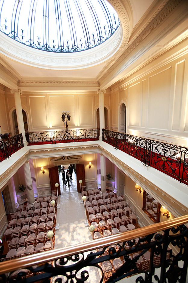 6 Reasons why Hedsor House ticks all the boxes - Ceremony at Hedsor House | CHWV