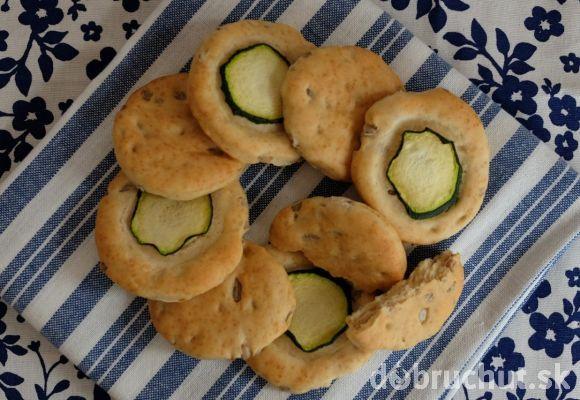 Rýchle slané sušienky pre deti