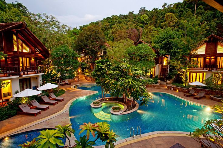 """""""The Tubkaak Krabi Boutique Resort """"  50% DISCOUNT room nights /promotional packages : Superior Room (One Double), 1 night for 2 persons with breakfast, free use of steam, sauna & plunge pools at Spa, kayaks, bicycles, free extra bed for child under 4,  only 5 remain ⋅ 5 nights limit per buyer """""""