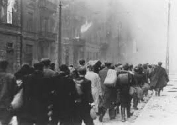 Today in History: Warsaw Ghetto Uprising Ends, Germans Begin Deportation (1943)