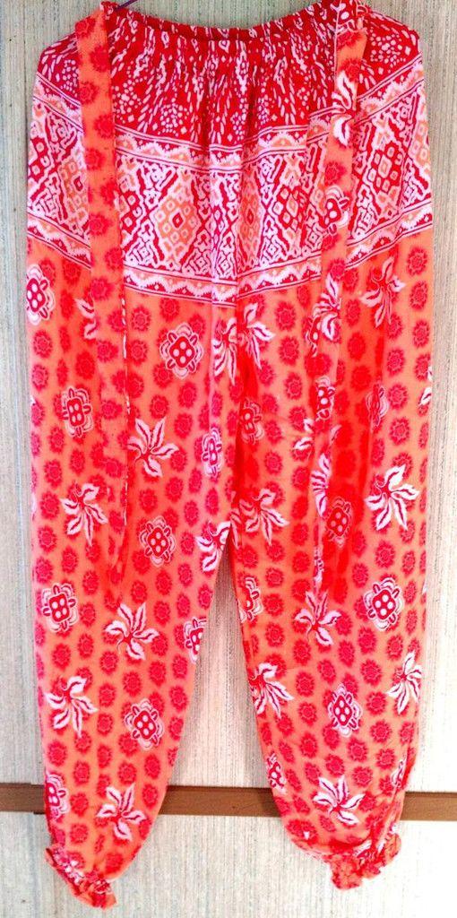 Batik Aladin Long Pants  $18 Size : M