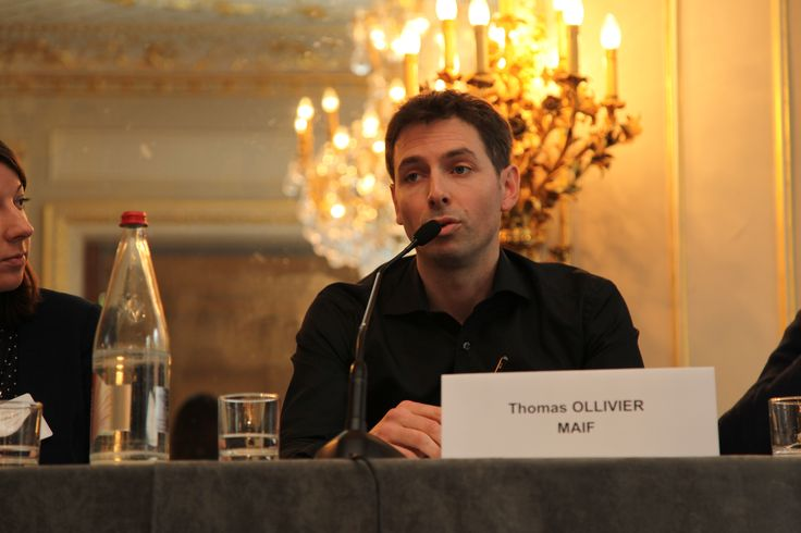 Thomas Ollivier, Responsable stratégie et partenariats (MAIF)