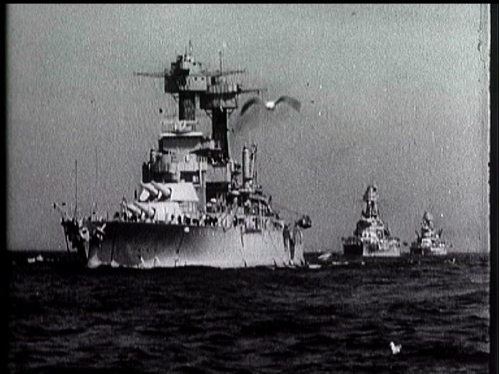 Japan enters World War II - History (10). The Japanese bombing of the American naval base at Pearl Harbor on 7 December 1941 caught the USA, Britain and their allies by surprise, as did the rapid progress of Japanese forces through Southeast Asia. This British Movietone newsreel captures Great Britain's response to Japan's sudden entry into World War II.