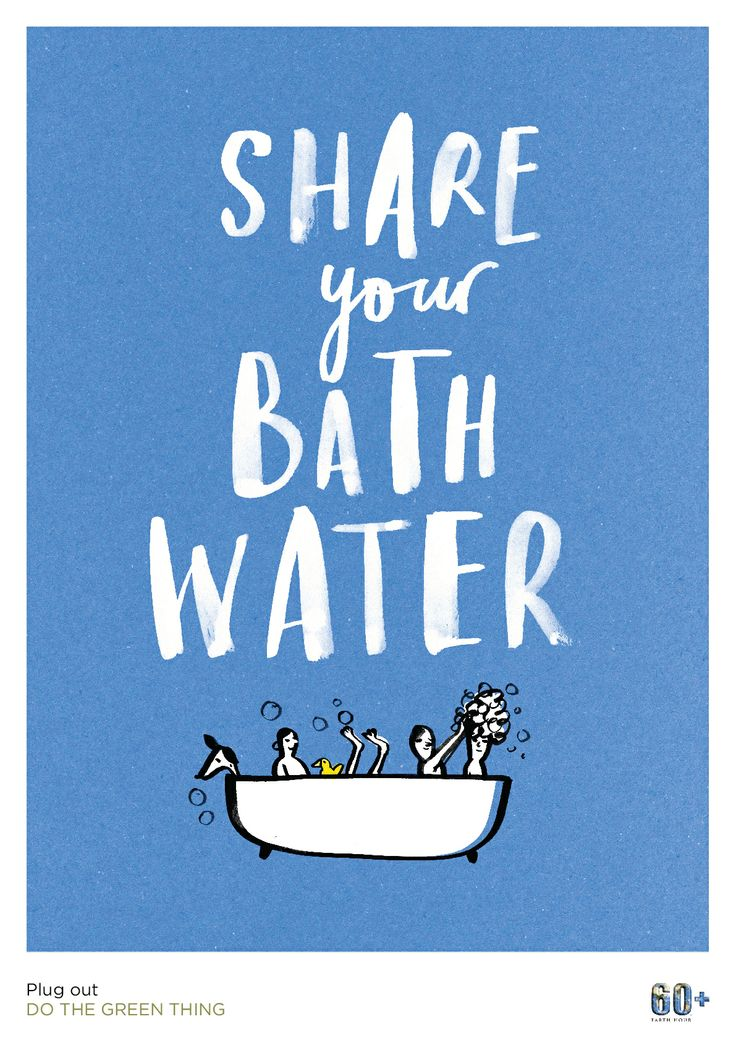 More from WWF-UK collaboration with charity Do The Green Thing. #Poster #2 by Illustrator Marion Deuchars.
