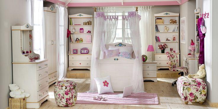 Παιδικό Δωμάτιο SL-Flora Cilek