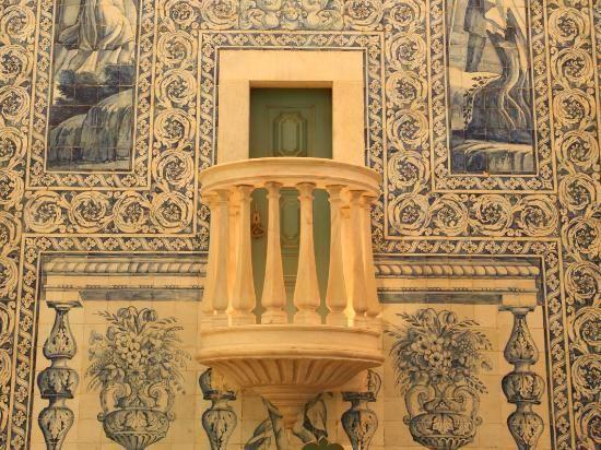 Igreja de São João Evangelista, Palácio Cadaval, Évora