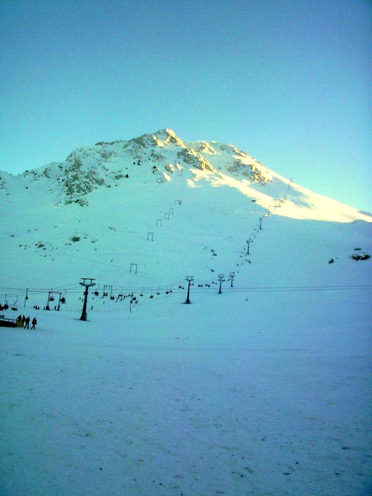 Saklıkent Ski Center
