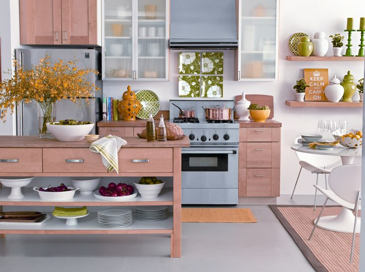 Boho Inspired Kitchen Homegoodshappy