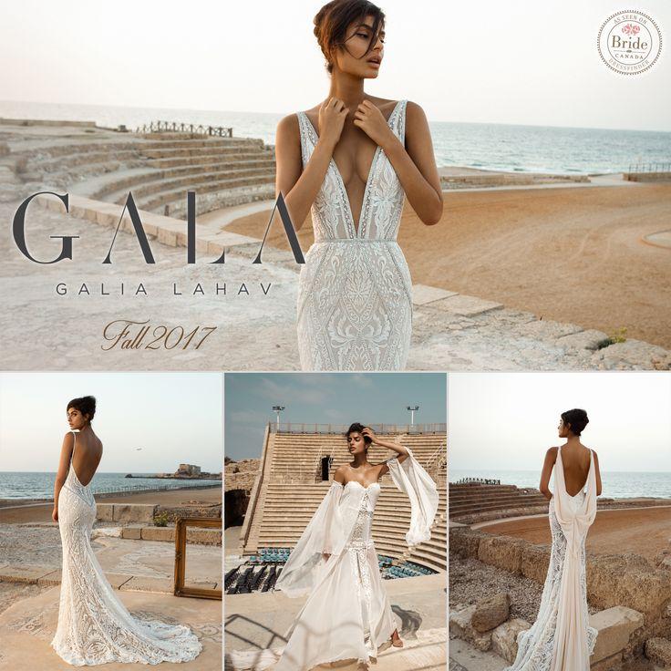 GALA by Galia Lahav, Fall 2017, as seen on dressfinder.ca