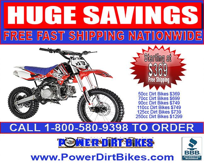 Visit our blog for upcoming sales and deals get the best price of a dirt bike pit bike or atv online. Get the best dirt bike sale online dirtbikes cheap