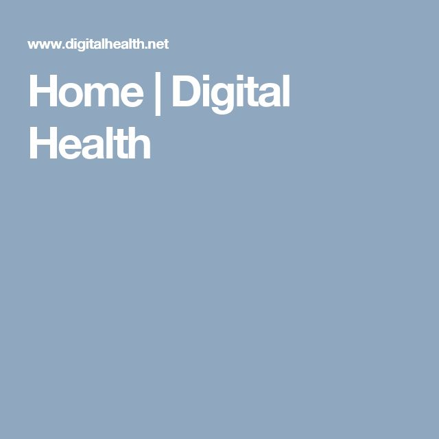 Home   Digital Health