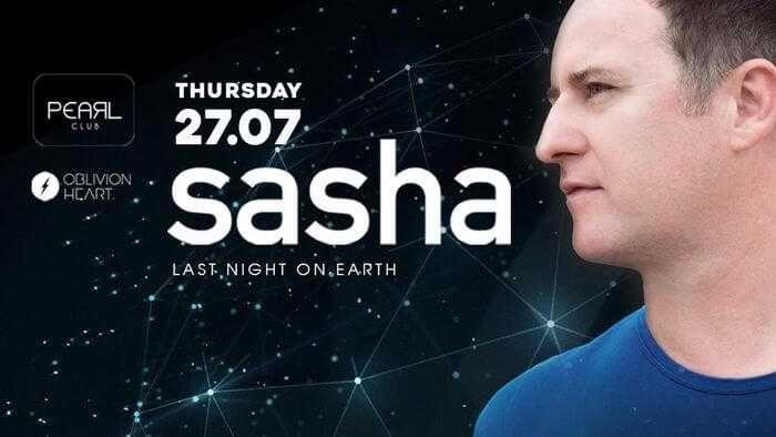 Sasha @ PEARL Club – Kallithea 27/7/2017