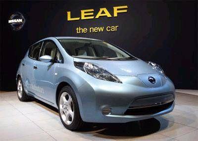 YOKOHAMA, JAPAN: Japanische Automobilhersteller Nissan Motor Company hat seinen jährlichen Nachhaltigkeitsbericht zeigen, dass es ist Kohlendioxid (C... #HitoshiKawaguchi #CarlosGhosn #autonomeFahrzeuge