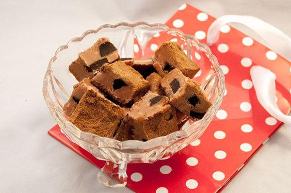 Karameller-lakrids-chokolade - Kopi