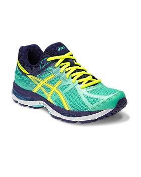 The GEL-Cumulus 17 from Asics is a neutral running shoe built on a lightweight and responsive platform. This shoe has been reengineered with a new rearfoot and forefoot setup and a new lightweight Fluid Ride V2 midsole to offer amazing bounce back and cushioning, great for runners who compress the midsole.  Buy Now http://www.outsidesports.co.nz/running-and-fitness/BWA12US5507G/Asics-Gel-Cumulus-17-Running-Shoes---Women's.html#.VdJdIPmqpBc
