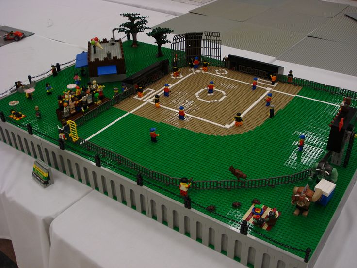 Dsc01886 Parks Lego And Baseball