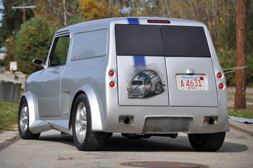 Hot Rod Mini van For Sale (1964)