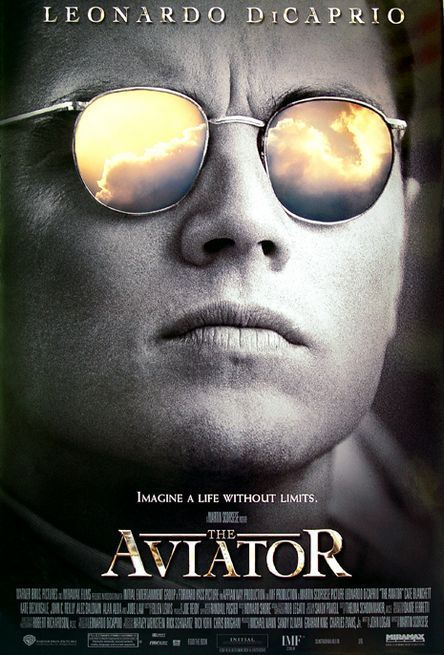 The Aviator. Beautiful cinematography. Outstanding portrayals. #Movies #Films
