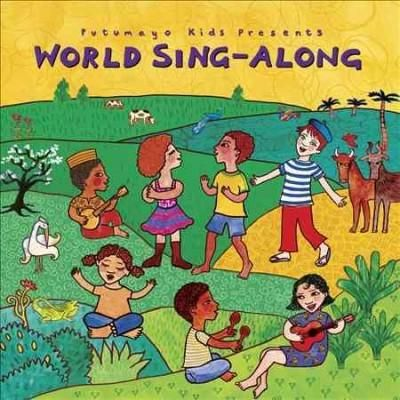 Liner Note Author: Jacob Edgar. The 2012 compilation Putumayo Kids Presents: World Sing-Along features songs from around the world that kids can sing along with. Featured here are tracks from El Salva