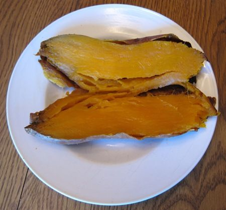 Oven Baked Sweet Potatoes Recipe