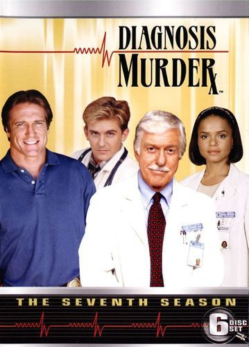 Diagnosis Murder: The Seventh Season [6 Discs] [DVD]