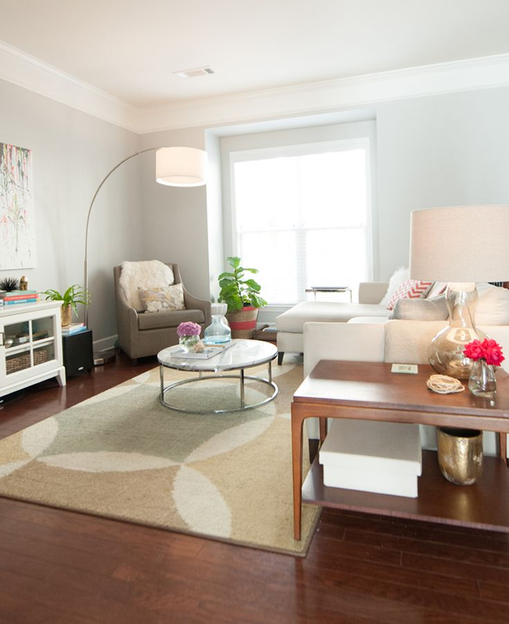 Kendal Rogers' Atlanta Townhome #theeverygirl