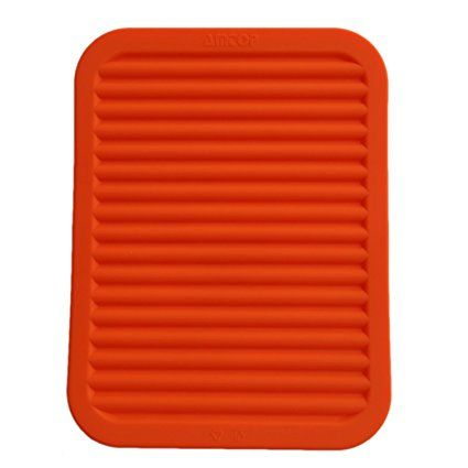 Red Draining Board Mat Home Decorating Ideas Amp Interior