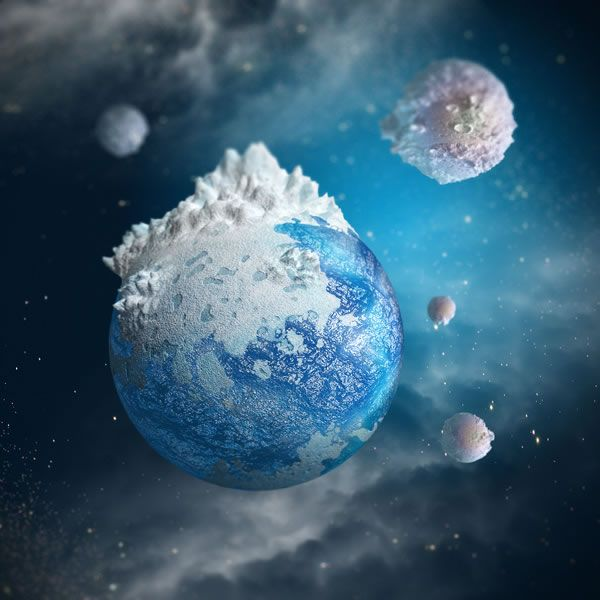 Create a Mini Planet Using Photoshop's 3D Capabilities - Tuts+ Design & Illustration Tutorial