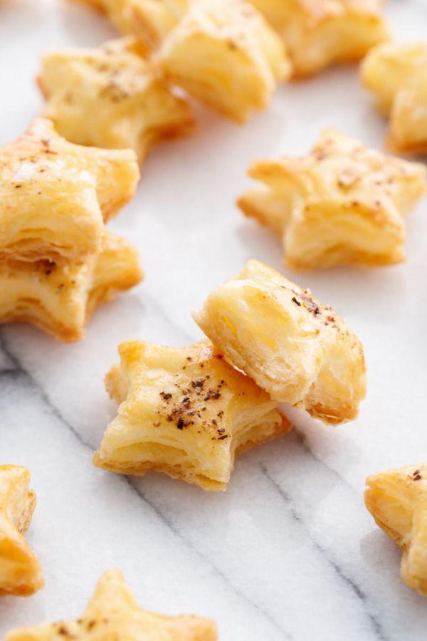 Flaky Pie Crust Crackers: 3 Ways