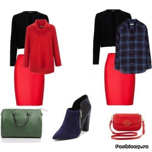 Осенний гардероб в теплых тонах / ваш осенний гардероб форум